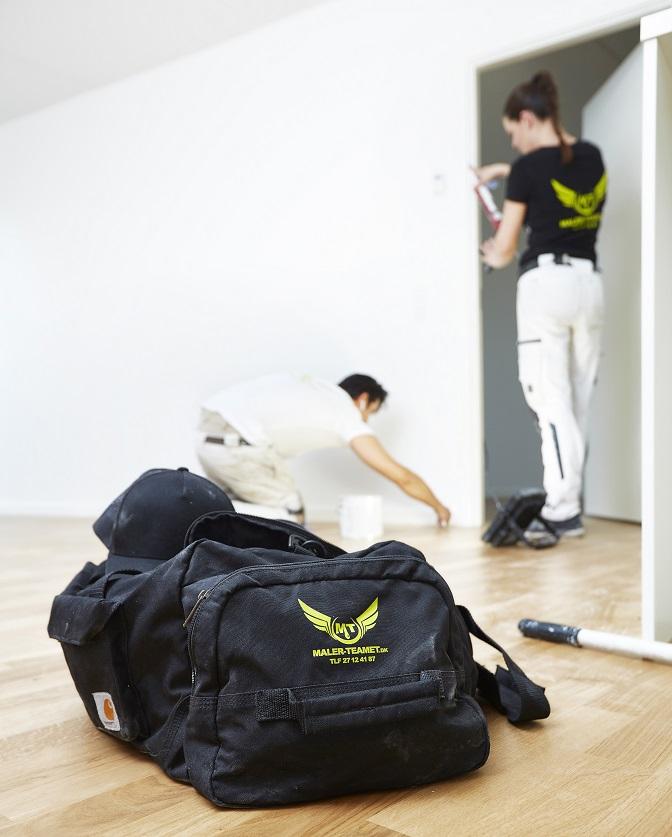 Malerarbejde-renovering-Maler-Teamet